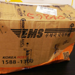 Gmarket購物網紙箱