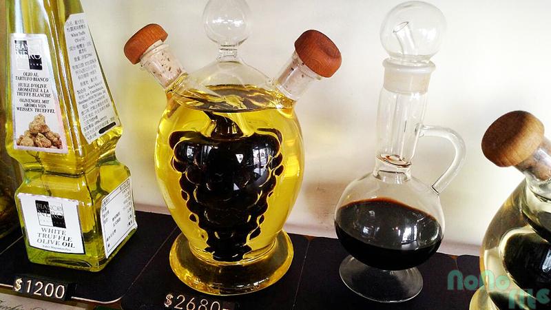金色大門造型橄欖油