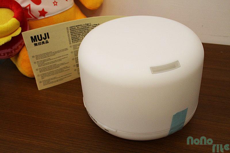 MUJI無印良品大容量超音波芬香噴霧器