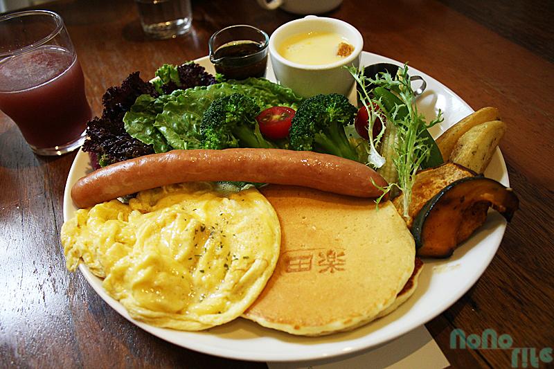 田樂for Farm Burger《自由早餐》