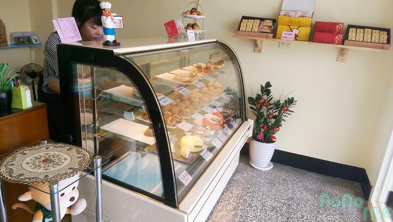 春野櫻創意洋菓子店面