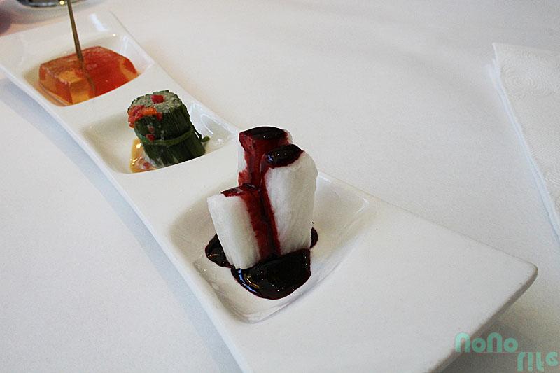 舒果新米蘭蔬食前菜
