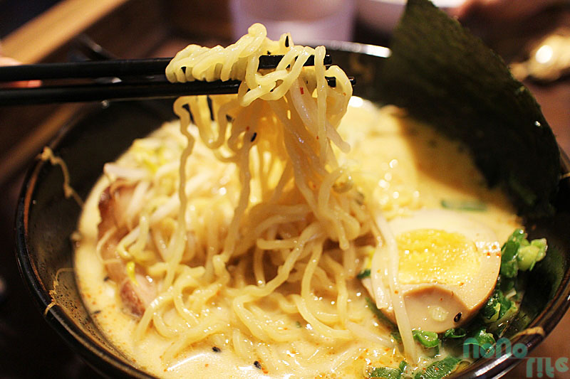 北海道新鮮生拉麵《辛豚骨拉麵》