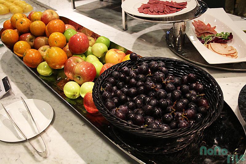 Hotel Dua住飯店早餐