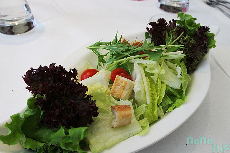 舒果新米蘭蔬食沙拉