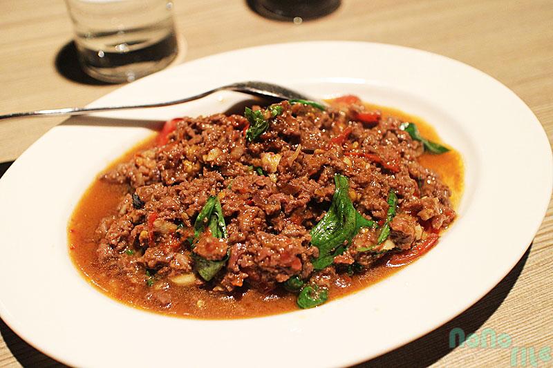 曼谷廚房《打抛牛肉》
