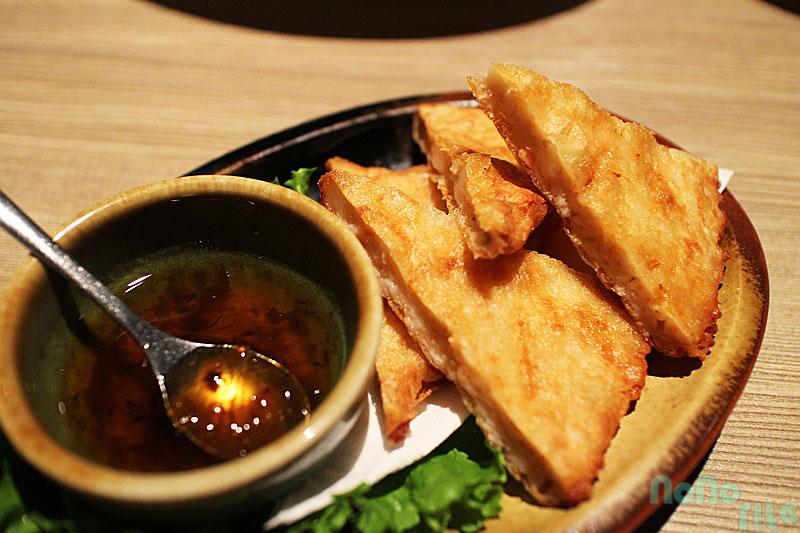 曼谷廚房《月亮蝦餅》