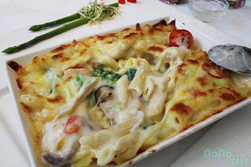 舒果新米蘭蔬食主餐