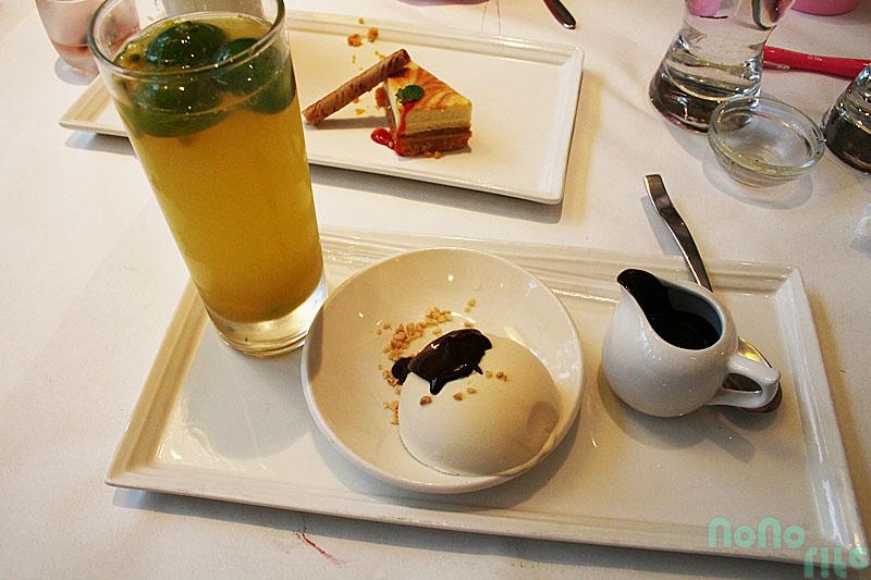 舒果新米蘭蔬食甜點飲料