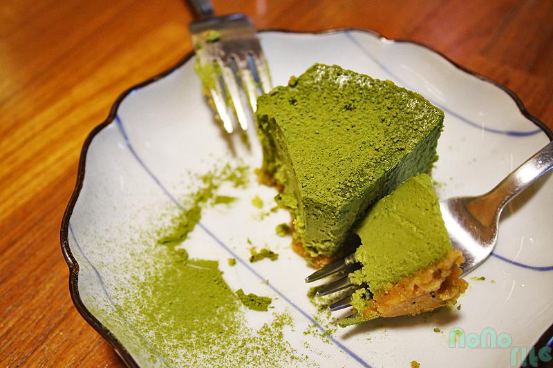 咖啡葉店《抹茶乳酪蛋糕》