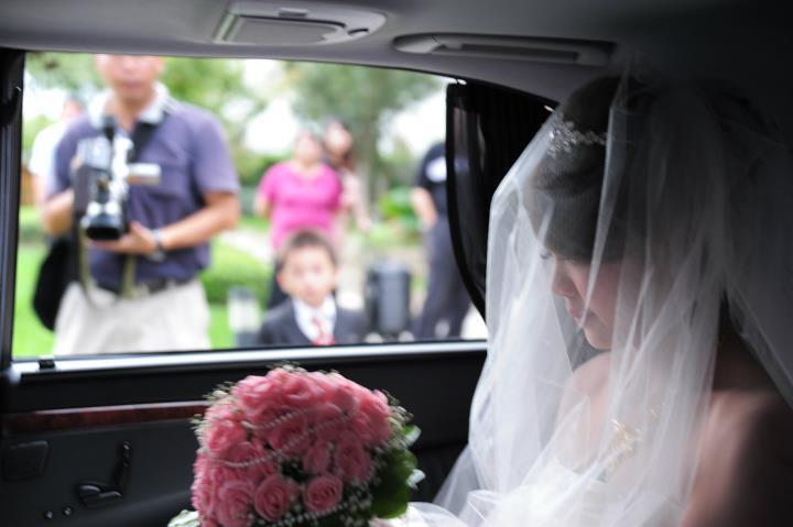 女方結婚準備