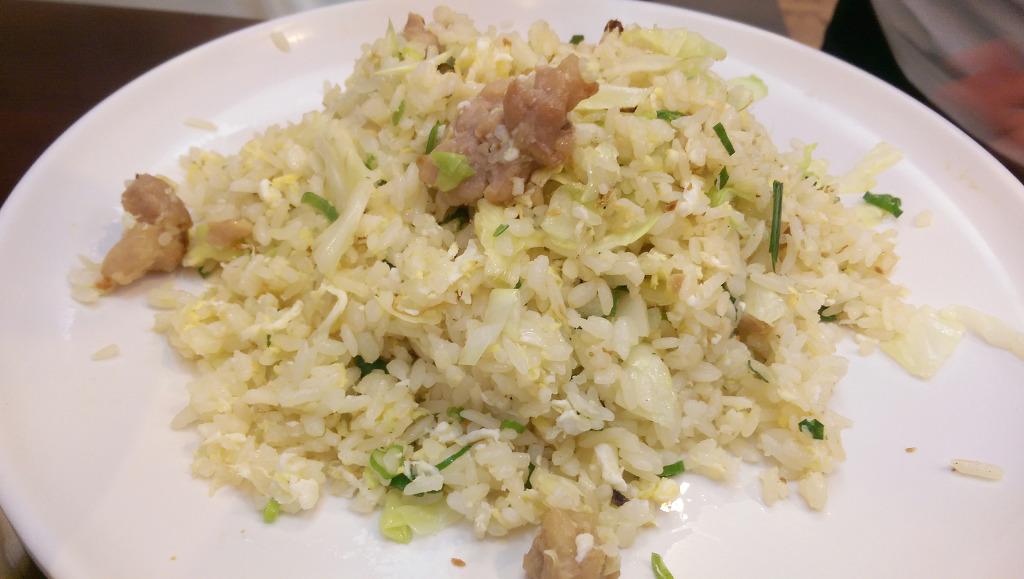 鑫旺角鹹魚雞粒炒飯