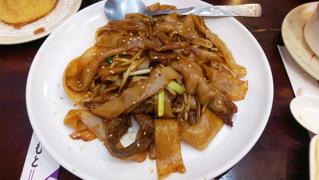 鑫旺角干炒牛肉河粉